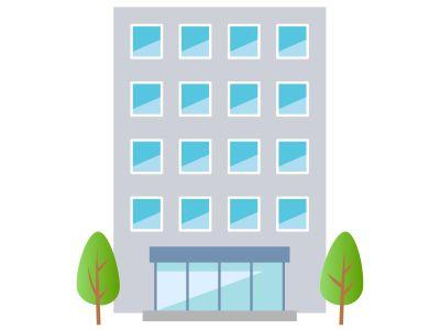 会社の建物